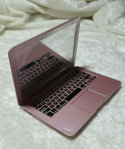 Laptop-Notebook-Computer-Doll-SD-MSD-BJD-1-3-1-4-scale-Pink-toy-prop-macbook