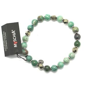 BRACCIALE-IN-ARGENTO-925-CON-EMATITE-E-DIASPRO-BBUS-5-MADE-IN-ITALY-BY-MASCHIA