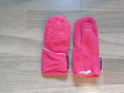 MÄdchenhandschuhe Von Quechua FÜr EinjÄhrige Farbe Pink`````````````````````` 100% Hochwertige Materialien