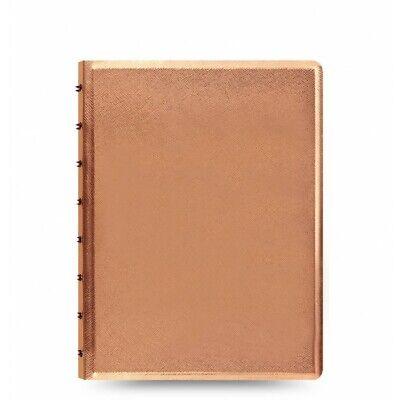 Acquista A Buon Mercato Filofax - A5 Saffiano Notebook Oro Rosa Costruzione Robusta