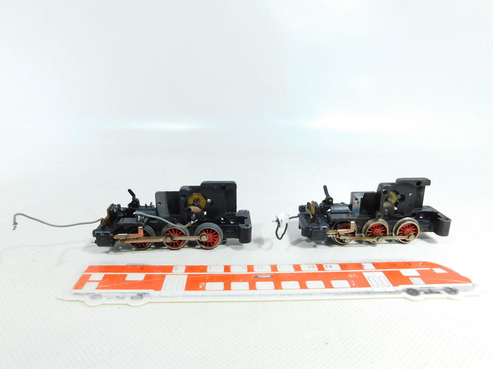 BX204-0,5 x Märklin H0 00   Ac Train D'Atterrissage pour Tm 800