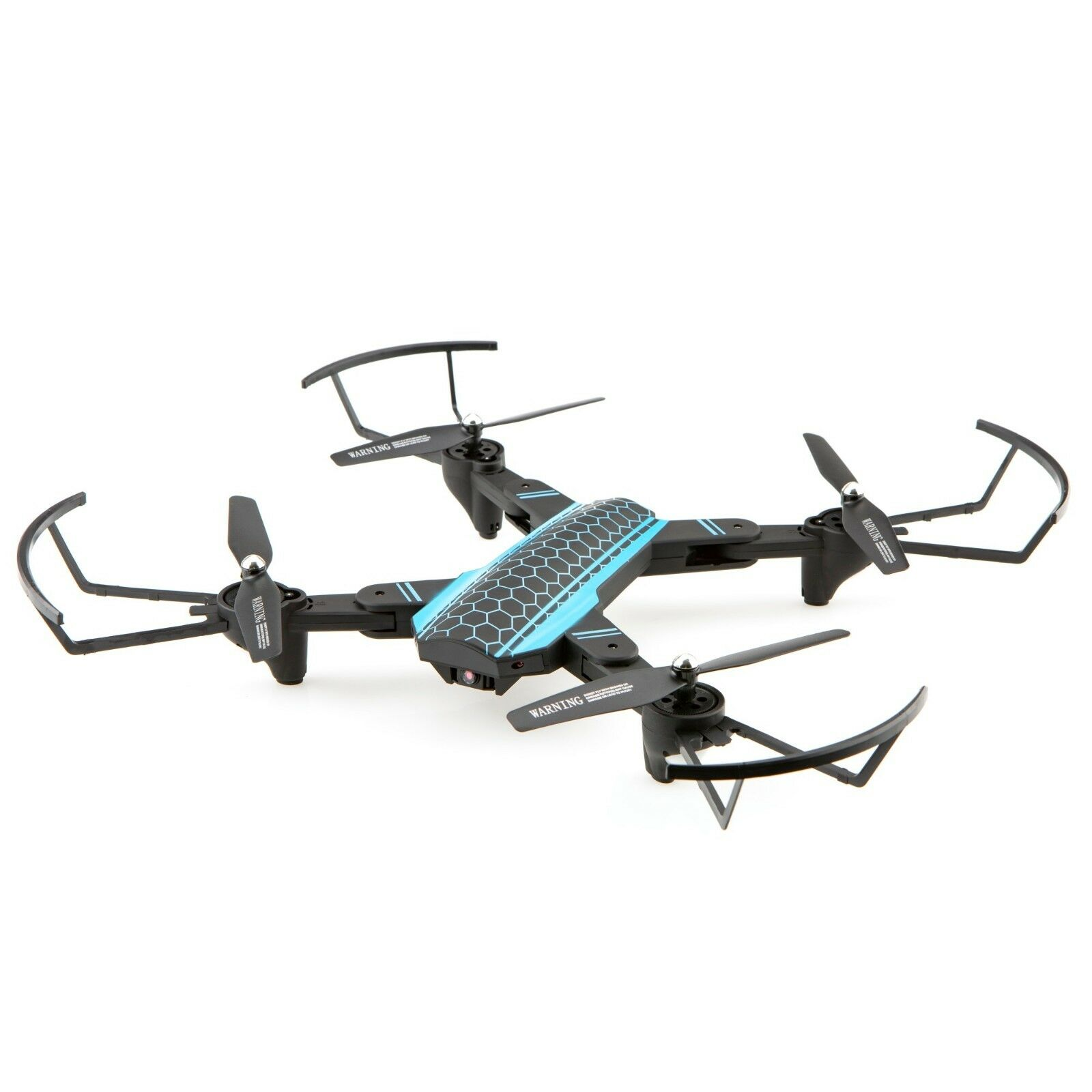 Xtreme Pro Advance Foldable Drone with HD Camera - bluee