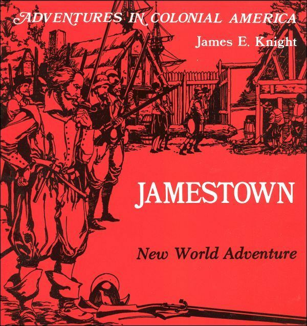 Beautiful Feet - Jamestown: New World Adventure by James E. Knight