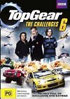 Top Gear - The Challenges 6 (DVD, 2012, 2-Disc Set)