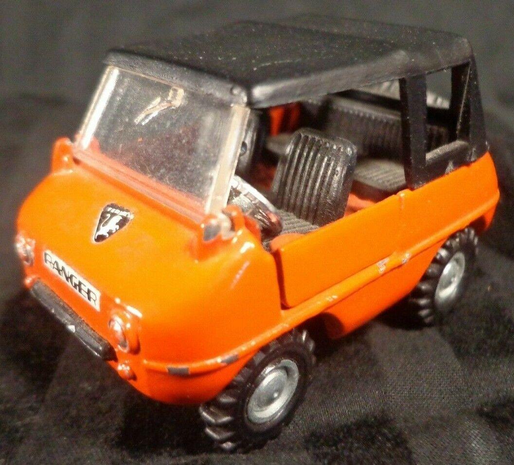 Mercury 21 Ferves Ranger Rare Jahr Die Cast ITALY 1 43 Orange 1960'S CLEAN