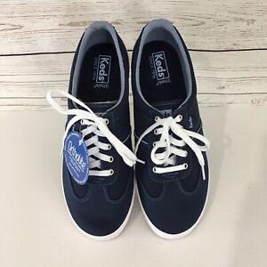 Keds Women's Craze II Navy Shoes, 8.5