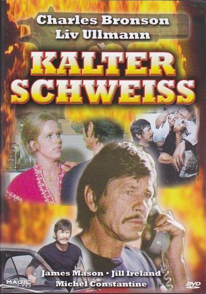 Kalter Schweiss - Charles Bronson DVD/NEU/OVP