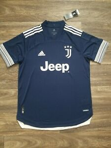 Adidas Juventus 20/21 Away Authentic Soccer Jersey Size Mens Large NWT RARE