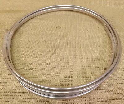 40-10-98-11 CLASSIC MINI WINDSCREEN CHROME GUTTER TRIM MT632