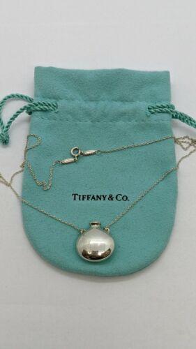Tiffany & Co. Elsa Peretti Sterling Silver Open Bo