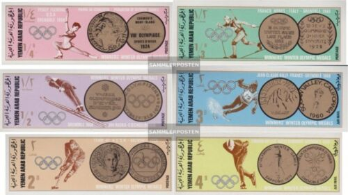 North Yemen Arab republic. 767772 complete issue unmounted mint never hin