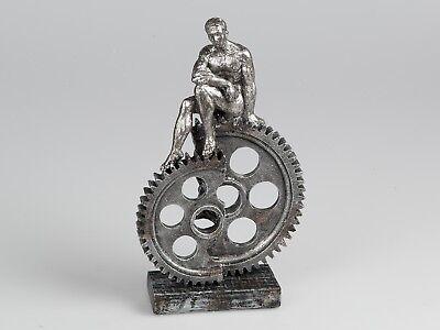 Deco- Objekt Für Den Mann Handarbeit Neu