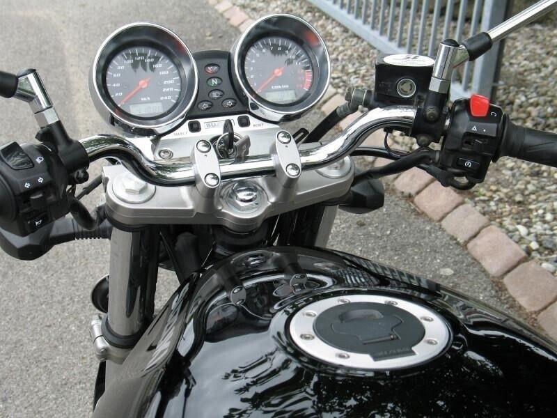 Suzuki, GSF 600 Bandit, ccm