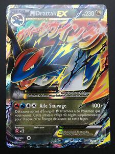 carte pokemon ex mega Pokemon card m drattak xy171 promo mega ex french nine | eBay