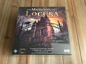 MANSIONES DE LA LOCURA - juego de mesa - Segunda Edición - Precintado - FFG