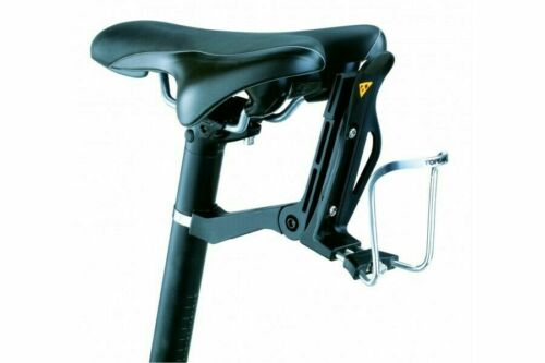 Topeak Fixer F77 Wedges To Seat Post Water Bottle Cage Pack Fixer
