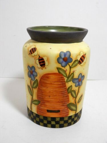 Beautiful Lang & Wise, Bob's Pottery Crock, Homesd