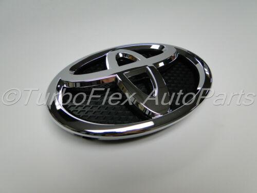Toyota Yaris 3DR 5DR 2007-2011 Genuine OEM Front Grill Emblem   75311-52140