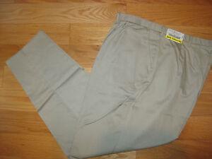 caeb7ca5 Womens Pants Khaki Chino Lady Edwards 8 10 18 Unhemmed pleated ...