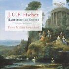J.C.F. Fischer: Harpsichord Suites (CD, Jul-2016, Brilliant Classics)