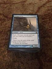 50 Bulk magic the gathering blue common cards mtg Job Lot