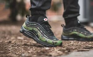 info for 4fb34 ee0c5 Image is loading Nike-AIr-max-97-Japan-Country-Camo-Size-