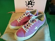 89d5473f6d1020 Golf Le Fleur Converse One Star Golf Wang Purple UK 9.5 Tyler The Creator  RARE!