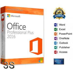 MICROSOFT-Office-2016-Professional-Plus-32-64-Bit-Licenza-originale-Italiano