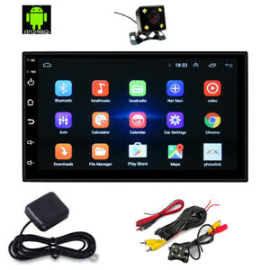 7-039-039-Autoradio-16GB-ROM-Android-8-0-Navigatore-GPS-Bluetooth-2-Din-Retrocamera