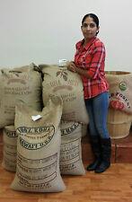 100% Kona Hawaiian Coffee, Medium Roast Whole Beans, Fresh Roasted Daily 1 Pound