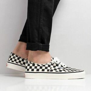 vans homme authentic noir