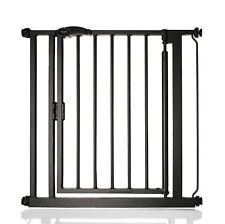 Kidco Auto Close Hearth Gate Black G3100 1 Ebay