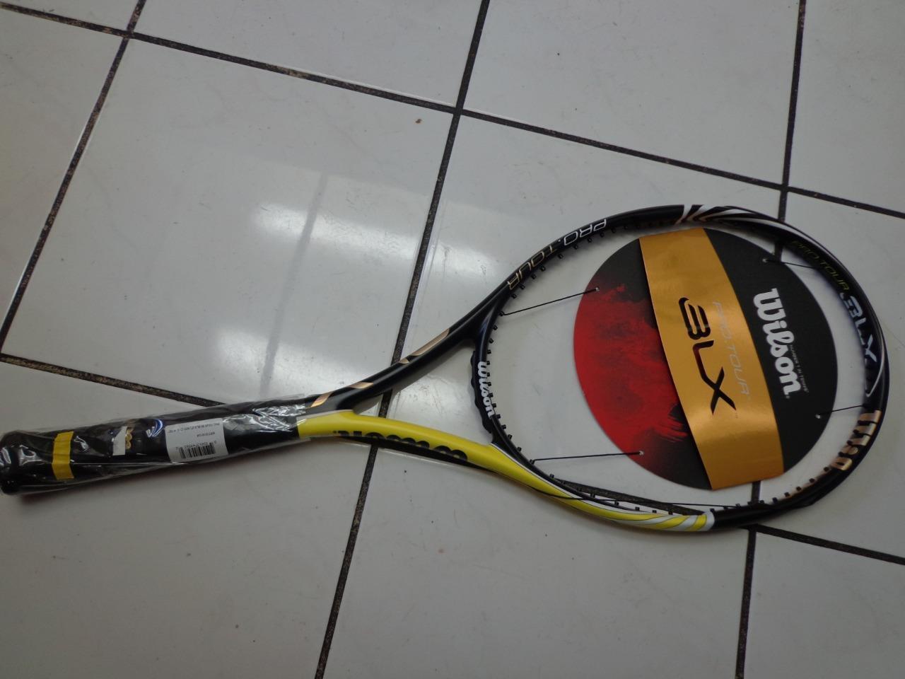 NEW Wilson BLX Pro Tour 18x20 pattern 96 head 11.1oz 4 1 2 grip Tennis Racquet