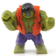 MINIFIGURES-CUSTOM-LEGO-MINIFIGURE-AVENGERS-MARVEL-SUPER-EROI-BATMAN-X-MEN miniatura 206