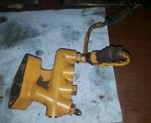 CAT C-7 ENGINE OIL MANIFOLD PRESSURE SENSOR C7 2268696 -- 226-8696