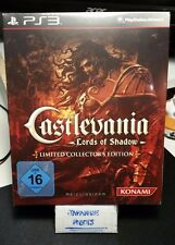 Castlevania Lords of Shadow Limited Collector's Edition Brand New and Sealed PS3