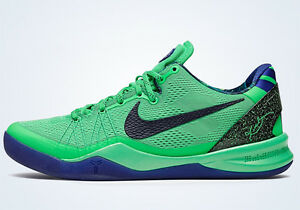 separation shoes e62c8 4dd04 Image is loading Nike-Kobe-8-VIII-System-Elite-Superhero-Size-