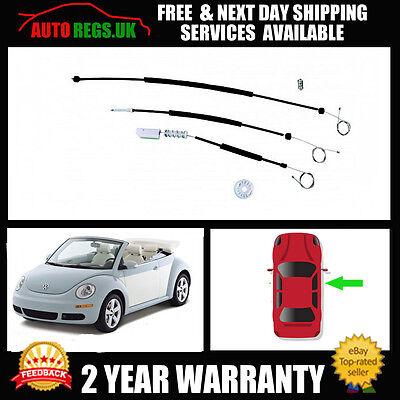 2010 VW New Beetle convertible kit de r/éparation l/ève-glace arri/ère c/ôt/é droit 2002