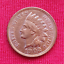 UNC-1902-INDIAN-HEAD-CENT-PHILADELPHIA-COIN thumbnail 1