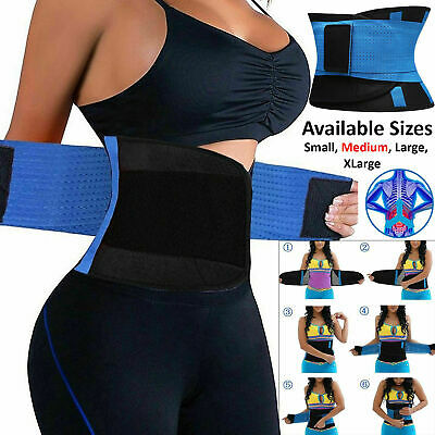 Waist Girdle Belt Sport Body Shaper Cincher Trainer Tummy Corset Belly Training Senility VerzöGern
