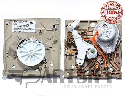 Freezer Ice Maker W10122507 Whirlpool Replacement Refrigerator