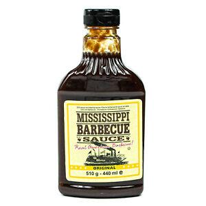 Mississippi-BBQ-Sauce-034-Original-034-510-G-440ml-BBQ-Barbeque-BBQ-Sauce