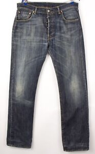 Levi's Strauss & Co Hommes 501 Jeans Jambe Droite Taille W36 L34 BDZ63