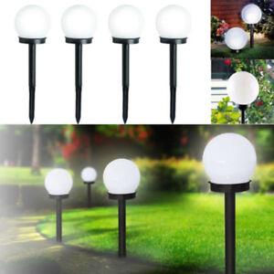 Das Bild Wird Geladen 2Stk Solar LED Kugelleuchte Garten  Lampe Kugellampe Leuchte