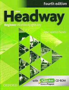 Oxford new headway beginner fourth edition workbook w key image is loading oxford new headway beginner fourth edition workbook w fandeluxe Image collections