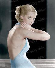 8x10 Print Bette Davis Beautiful Portrait #BD6