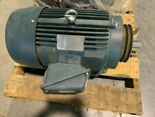 New Toshiba 20hp 1770rpm Electric Motor 256t Frame 0204xssb41a P