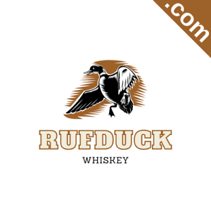 RUFDUCK-com-Catchy-Short-Website-Name-Brandable-Premium-Domain-Name-for-Sale