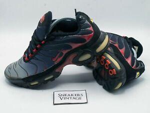 Détails sur Vintage Collector Nike Air Max Plus 1 Tn 1999 Dracula Taille 42 LIMITED RARE OG