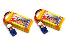 Tenergy 3S 11.1V 20C 1350mAh Lipo Battery w/ EC3 Connector